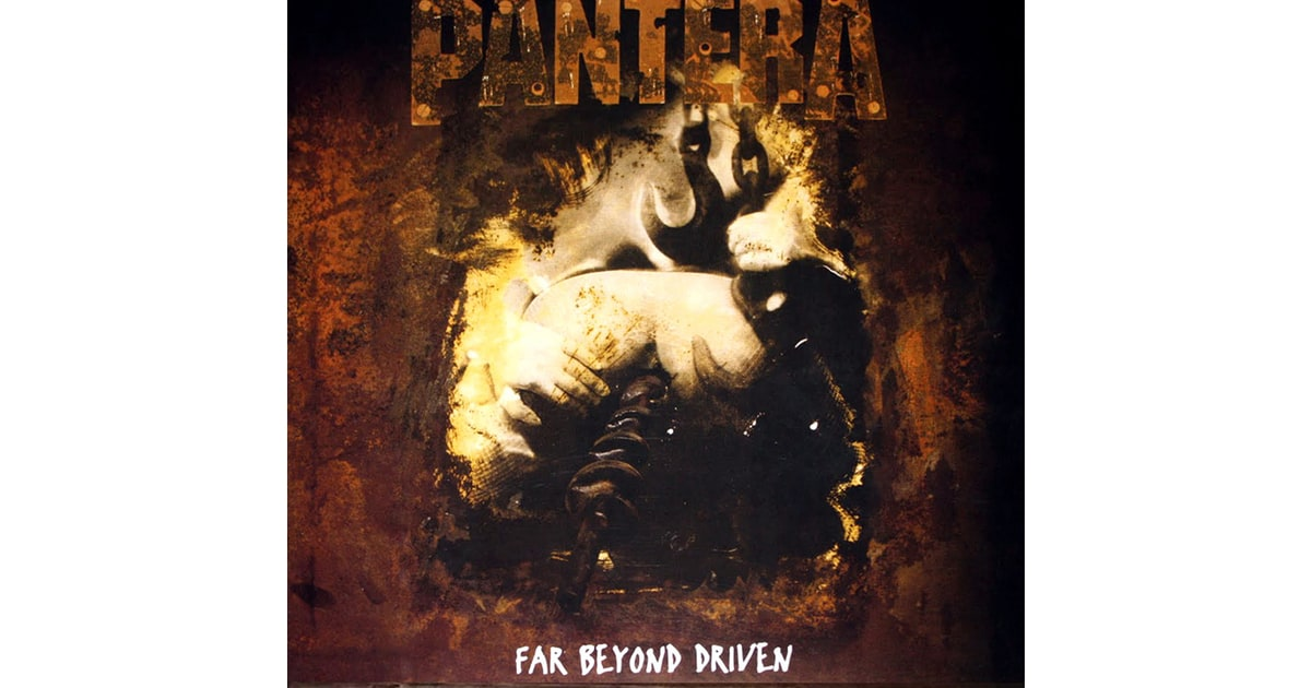 pantera far beyond driven cover - photo #14