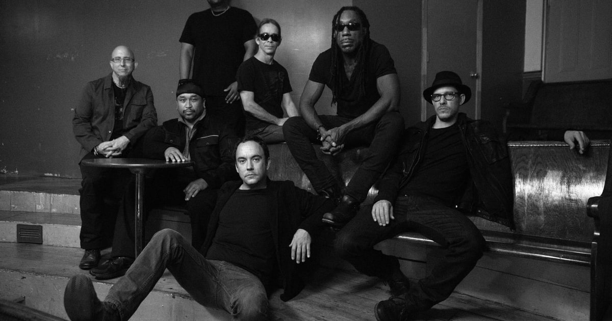 an introduction to the music by dave matthews band Music, film, tv and political news coverage  dave matthews band perform in  new york city on may 9th, 2005  was like approaching a first album — like an  introduction to the twenty-first-century dave matthews band.
