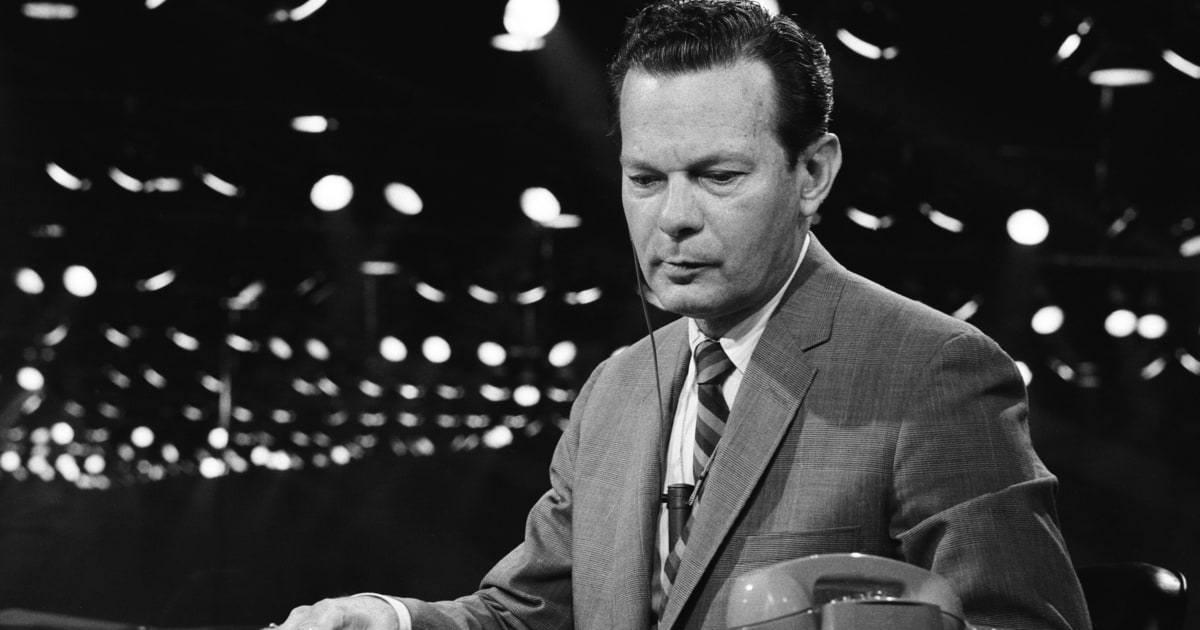 Moving Company Reviews >> David Brinkley Vs. Woeful Ignorance - Rolling Stone