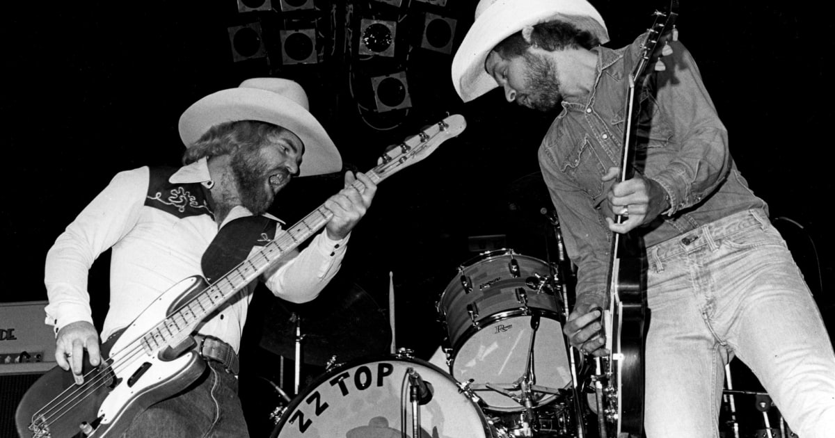 Zz Top The Boys Just Wanna Have Fun Rolling Stone