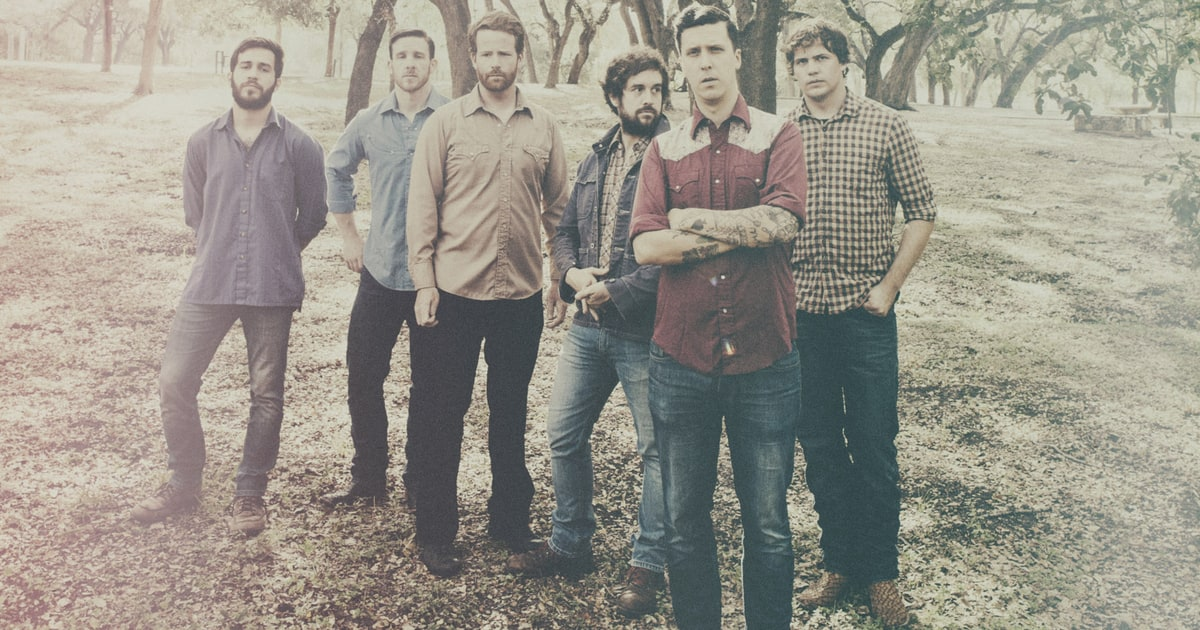 American Aquarium 10 New Country Artists You Need To Know Winter 2015 Rolling Stone