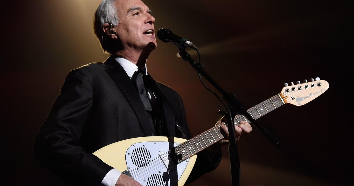 David Byrne Announces All-Star Colorguard Concerts ...