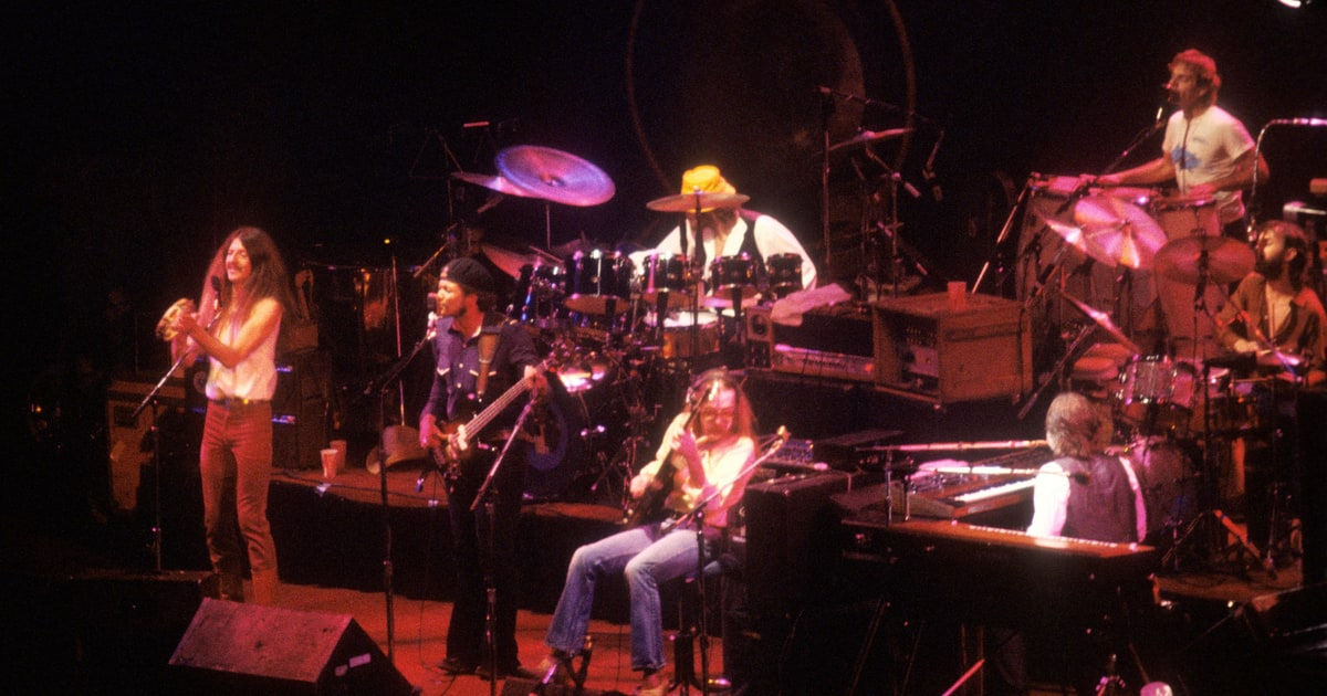 The Doobie Brothers: The Road Goes On Forever - Rolling Stone