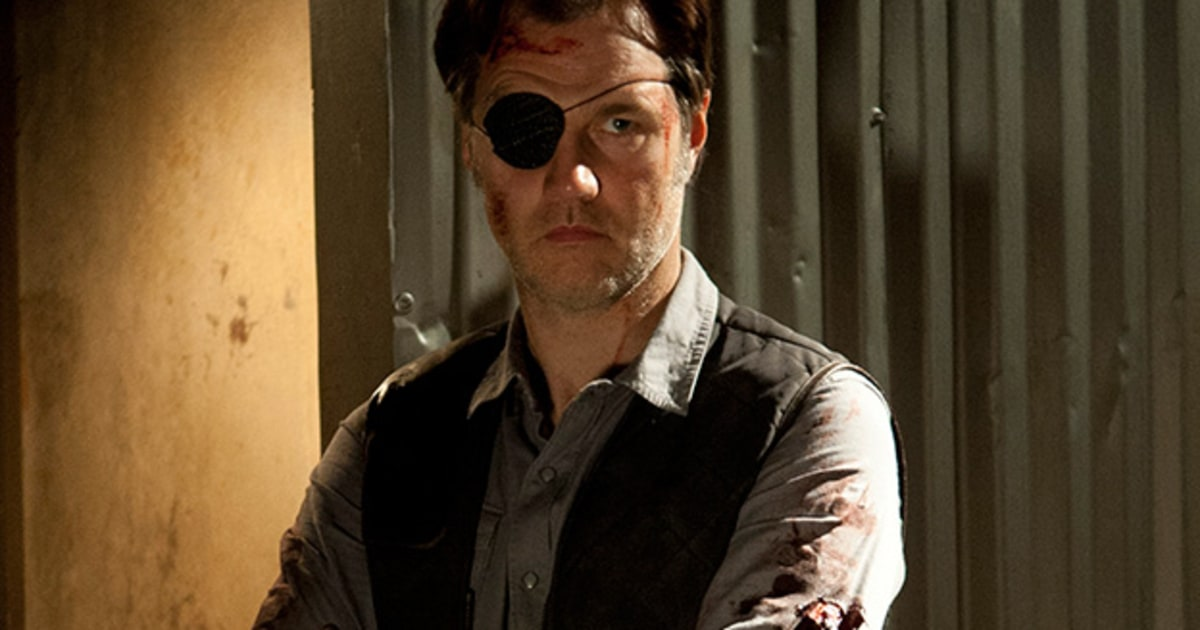 David Morrissey of 'The Walking Dead' on the Return of the ...