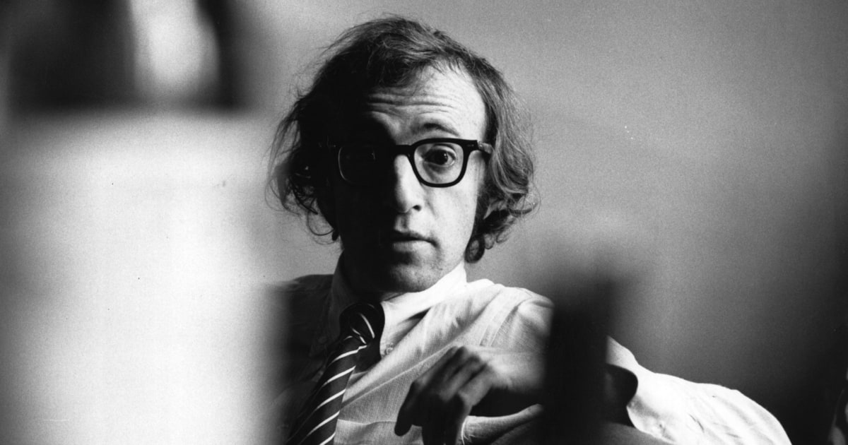 Woody Allen: The Rolli...