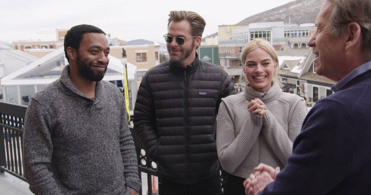 peter travers talks to z for zachariah cast at sundance