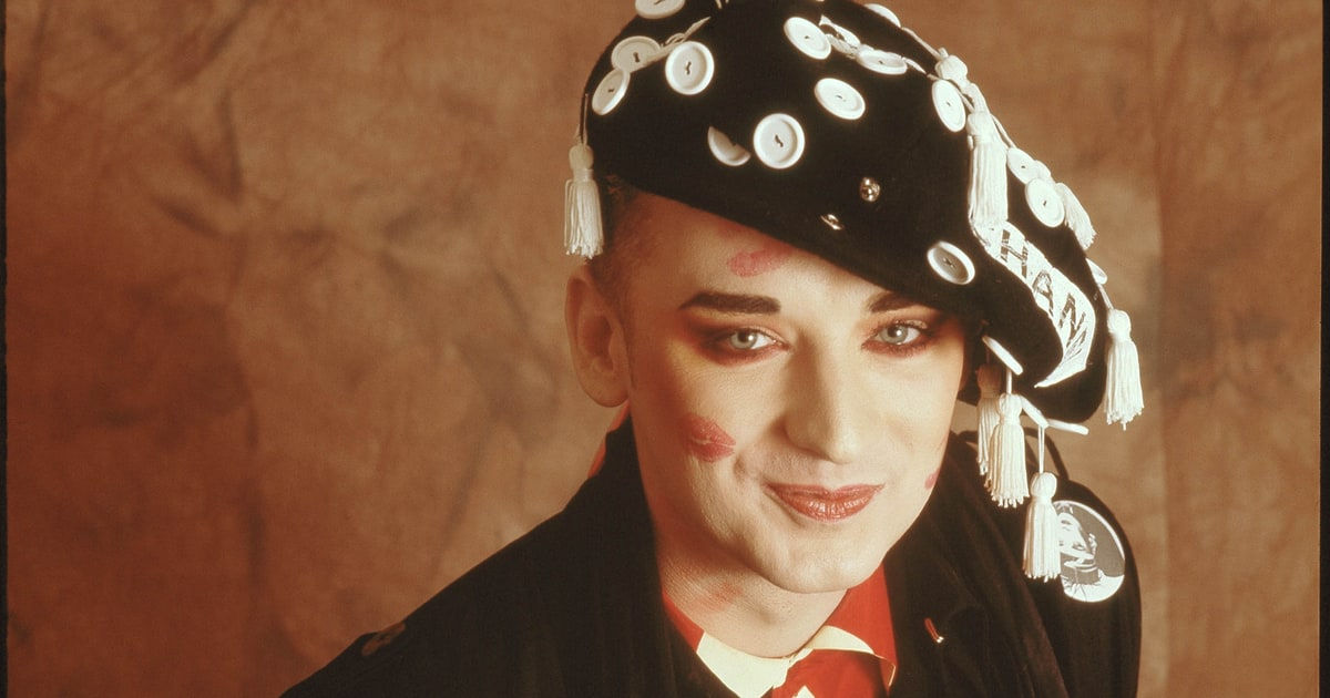 Mr Clean Boy George Straightens Up His Act Rolling Stone