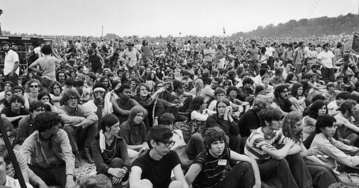 did the doors play at the woodstock festival in 1969