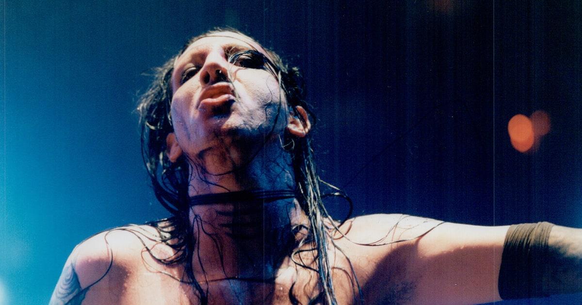Lyric antichrist superstar lyrics meaning : Marilyn Manson: Sympathy for the Devil - Rolling Stone