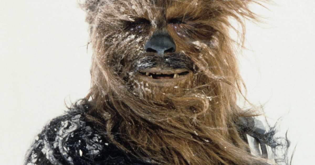 Explore Chewbacca S Behind The Scenes Photos Rolling Stone