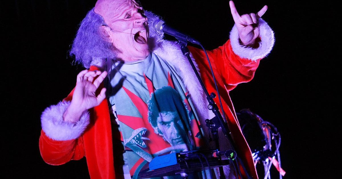 The Residents Sxsw 2015 30 Artists You Need To See
