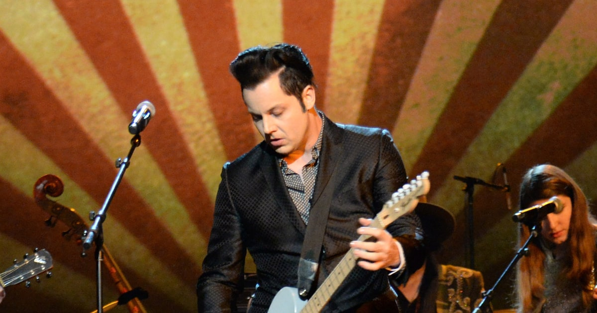 Jack White Bought Elvis First Recording Plans Reissue