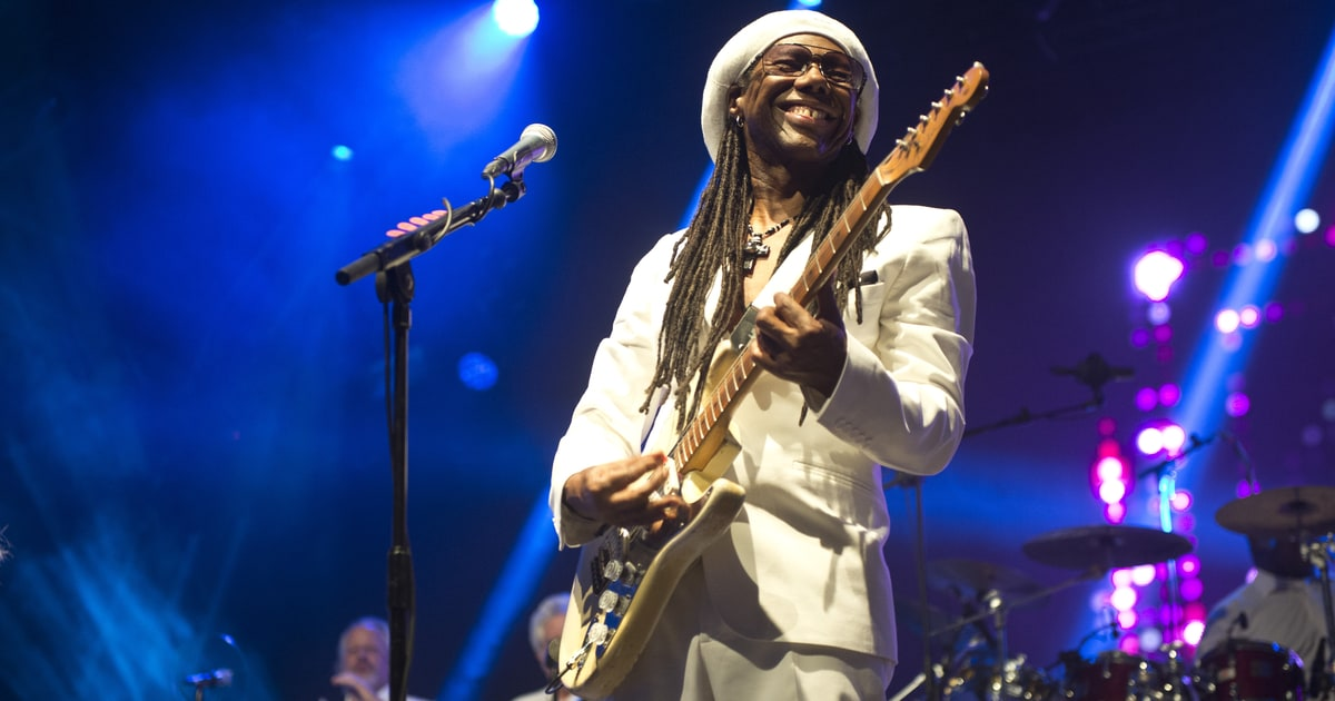 Nile Rodgers Revives Chic For Funky New Single 'I'll Be There' - Rolling Stone