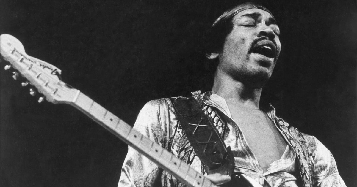 a biography of james marshall hendrix the greatest guitarist of all time (reuters) - legendary musician jimi hendrix was named the greatest guitar  player in history on wednesday by rolling stone magazine in a list.