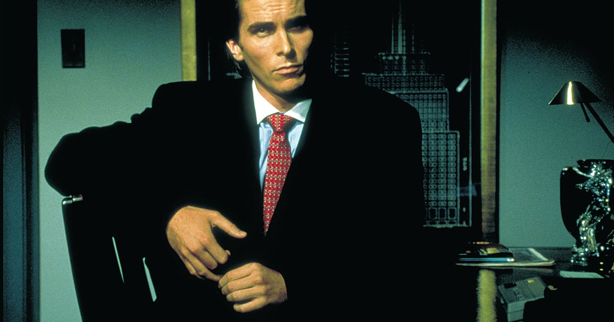 patrick bateman in american psycho (american psycho) what's the matter with him where to begin patrick bateman is not as easy to analyze as he might seem (which he would probably love to hear.