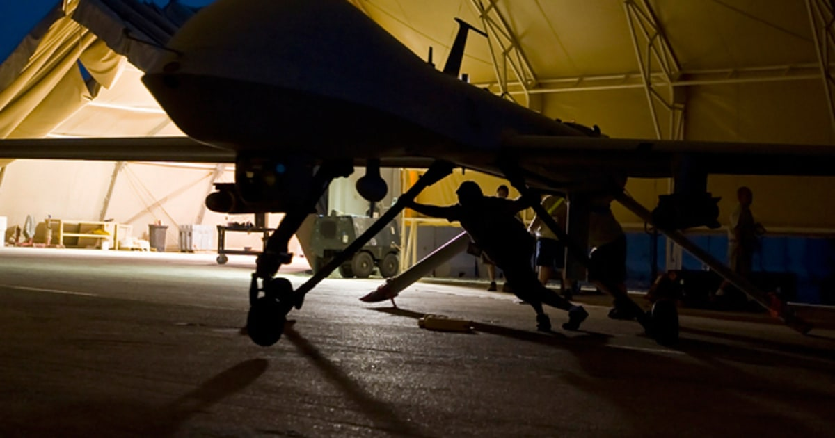 Killer Drones: How America Goes To War In Secret By