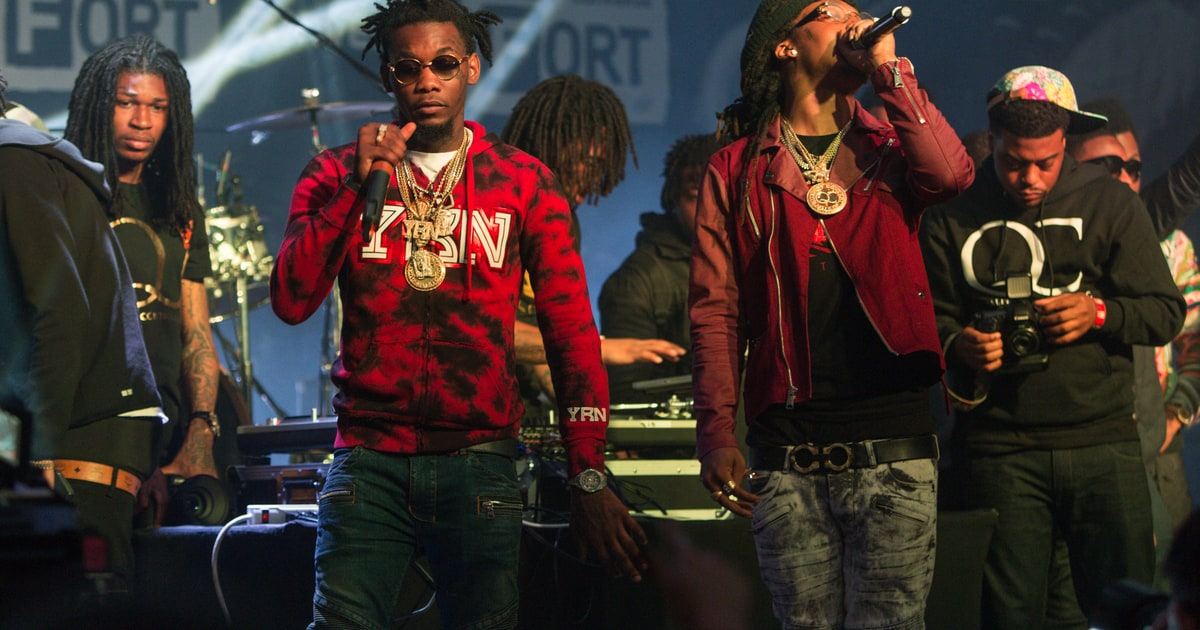 Migos Rolling Stone Interview Talks Cardi B Wedding: Migos Talk New LP: 'Why Wouldn't It Be Better Than The