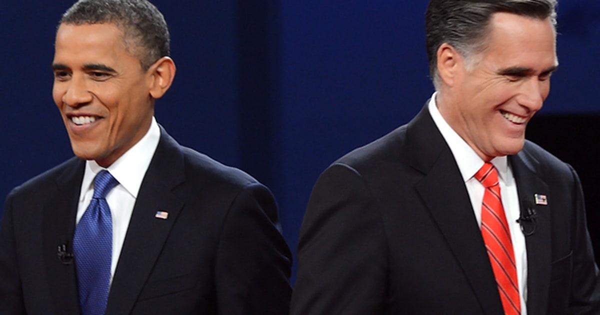 magazine story final debate lying politicians