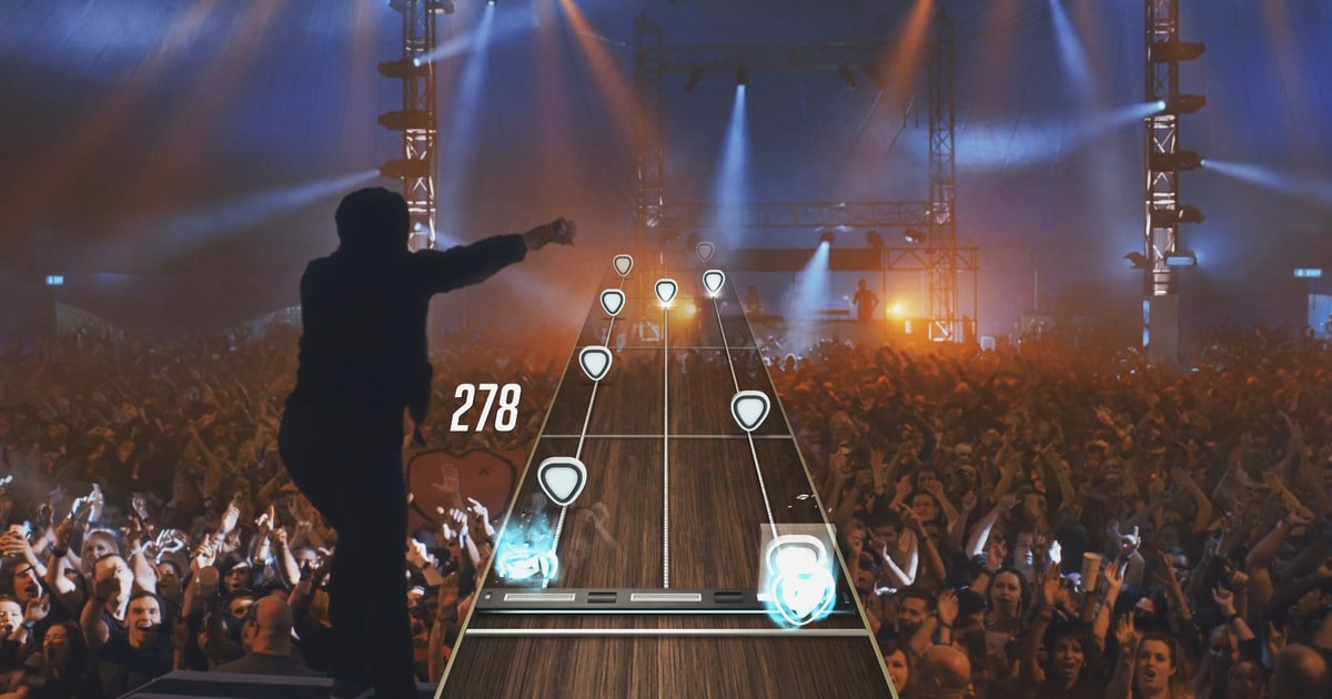 39 guitar hero 39 returns with first new game in five years rolling stone. Black Bedroom Furniture Sets. Home Design Ideas