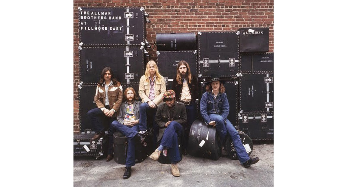 Video's van The allman brothers live at the fillmore