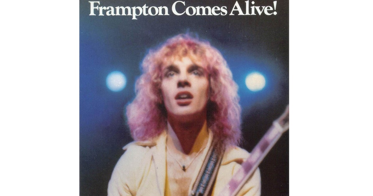 Peter Frampton Frampton Comes Alive 1976 50