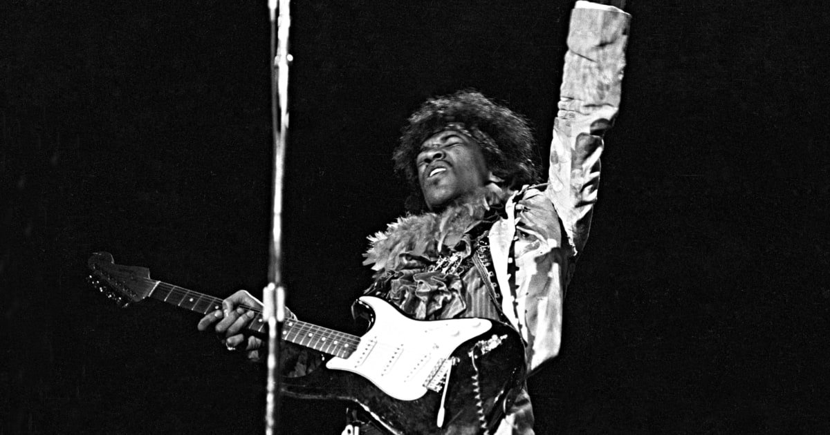 50 Greatest Live Albums Of All Time: Jimi Hendrix, Johnny