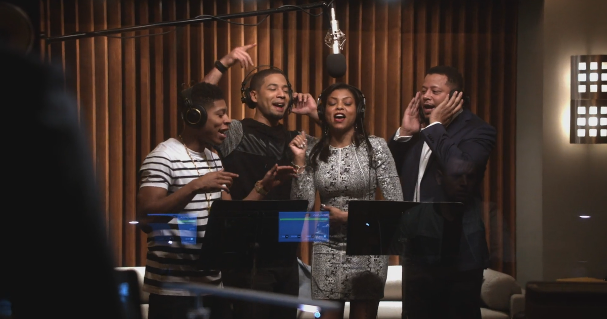 beautiful empire watch empire cast play a happy family in new video rolling stone