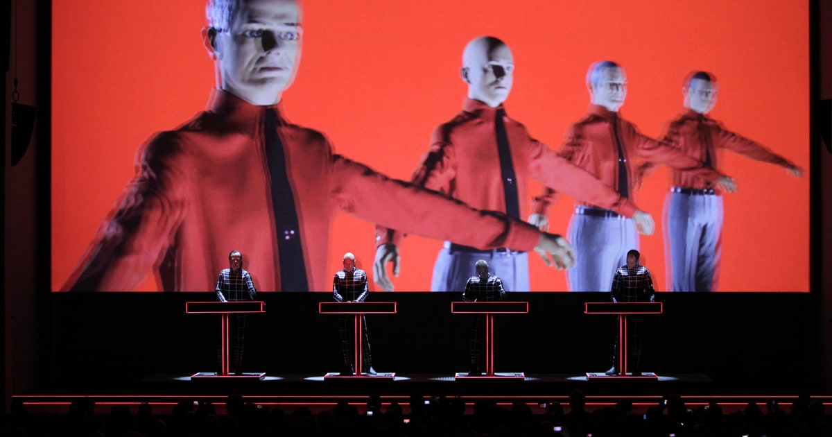 kraftwerk calculate new slate of 3d concert dates