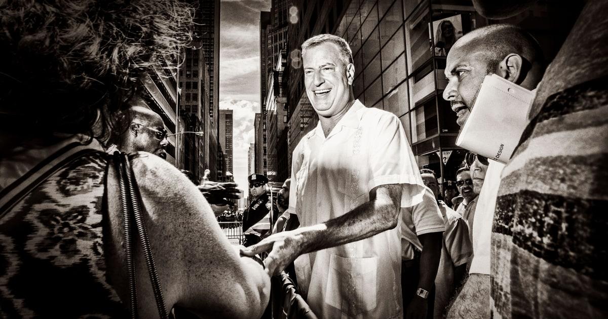 Mayor Bill de Blasio\'s Crusade - Rolling Stone