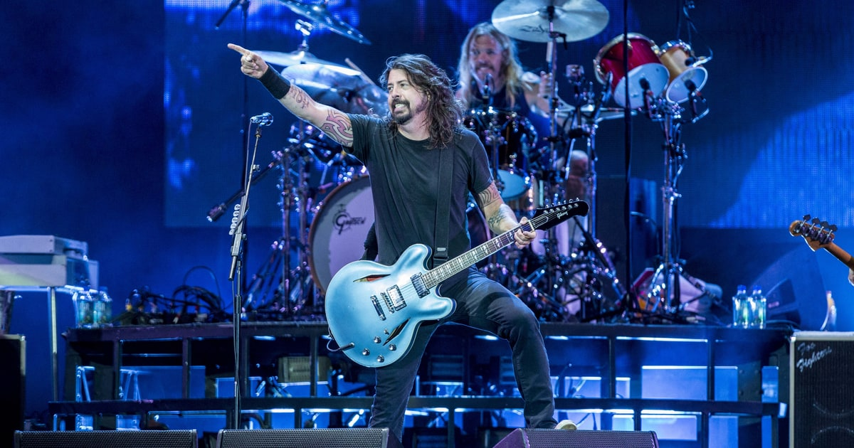 Foo Fighters Summer 2015 S 30 Hottest Tours Rolling Stone