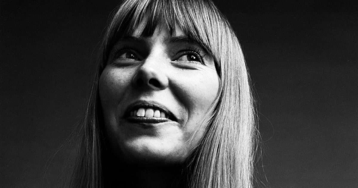 Joni Mitchell Wild Things Run Fast