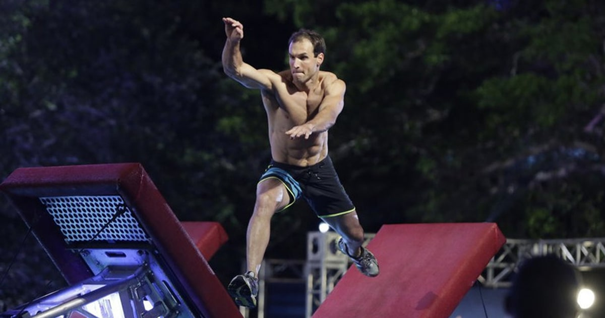 American Ninja Warrior How Tv S Toughest Competition