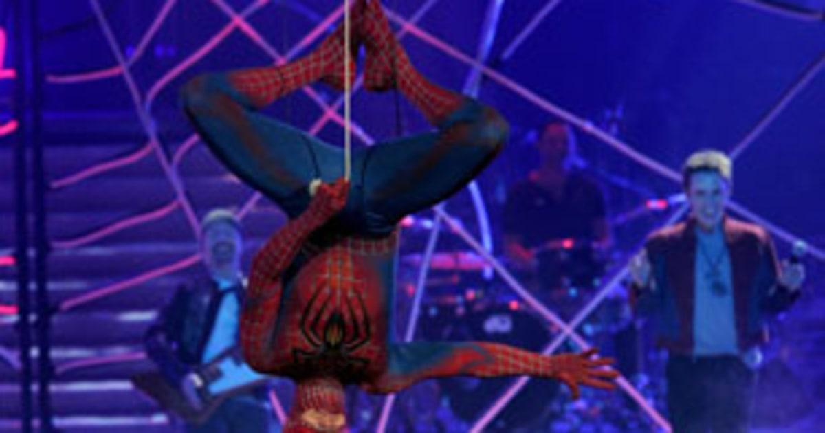 Spider Man Cast Recording Album Due In June Rolling Stone