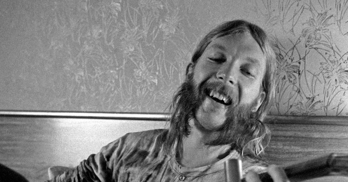 Bandleader Duane Allman Dies In Bike Crash Rolling Stone