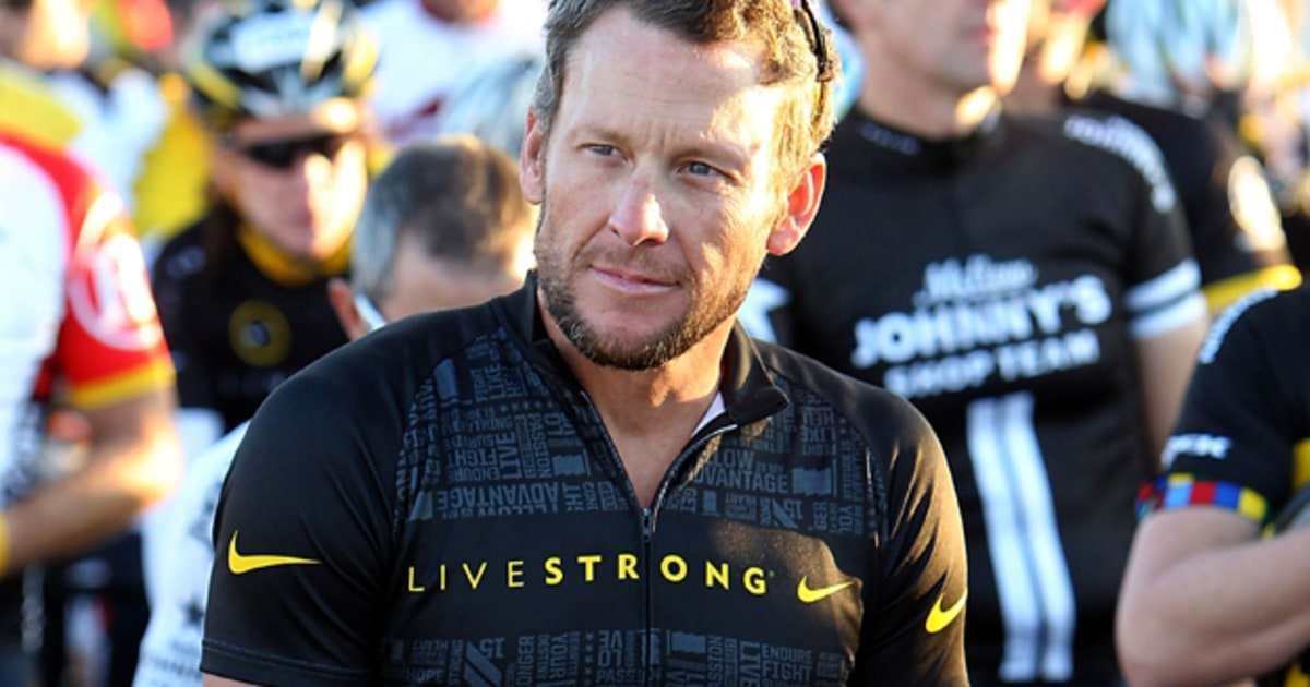 Lance Armstrong Grants Interview to Oprah Winfrey ...