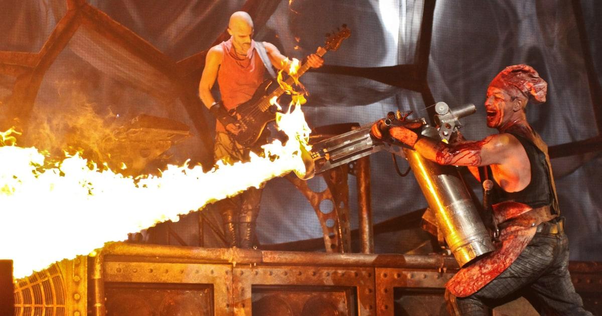 music features sex pills metal rammstein singer till lindemann on filthy solo lp