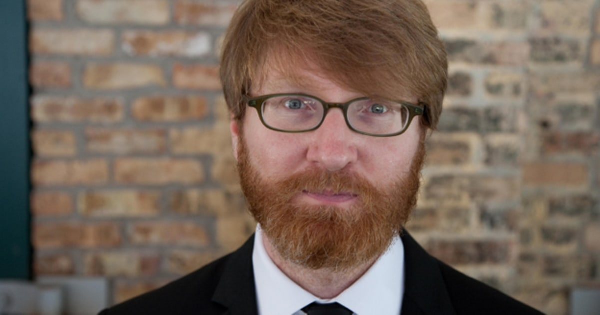 Chuck Klosterman Interview: Author Expounds on Villains, Fred Durst ...