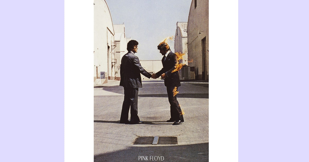 Pink Floyd Wish You Were Here 1975 50 Greatest Prog