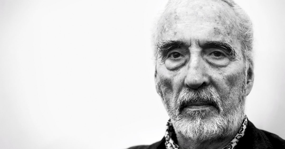Christopher Lee: The A...