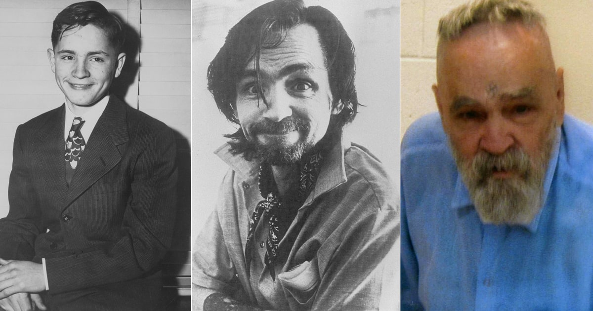 Charles Manson Timeline: Track The Notorious Criminalu0027s Life   Rolling Stone