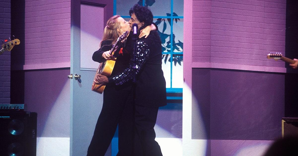 Mary Chapin Carpenter And Little Richard 1994 Cma