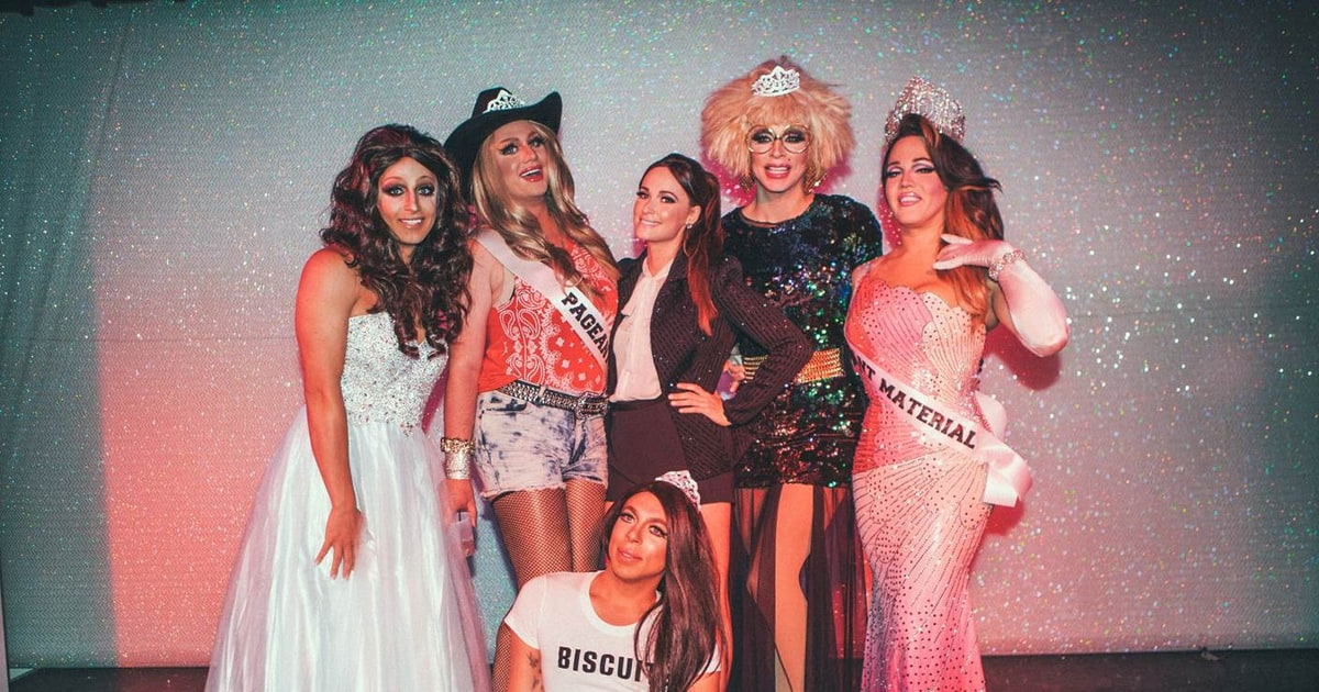inside kacey musgraves drag queen recordrelease party
