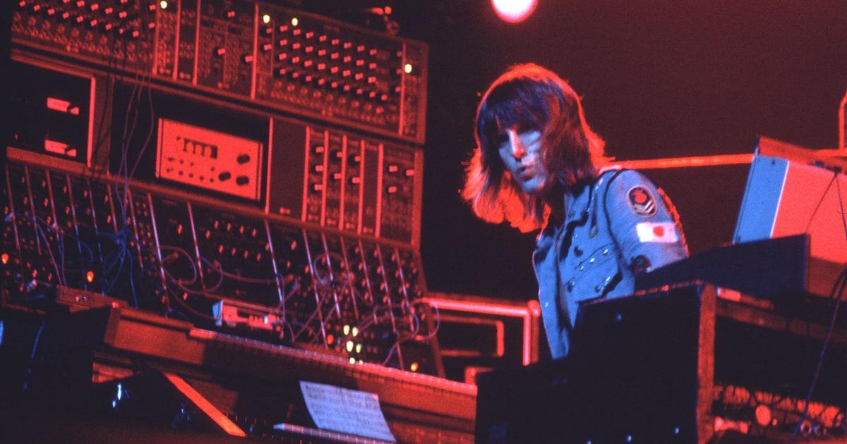 Murió Keith Emerson, pionero en el uso de