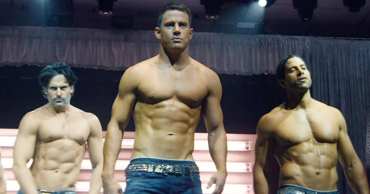 Image result for magic mike tatum