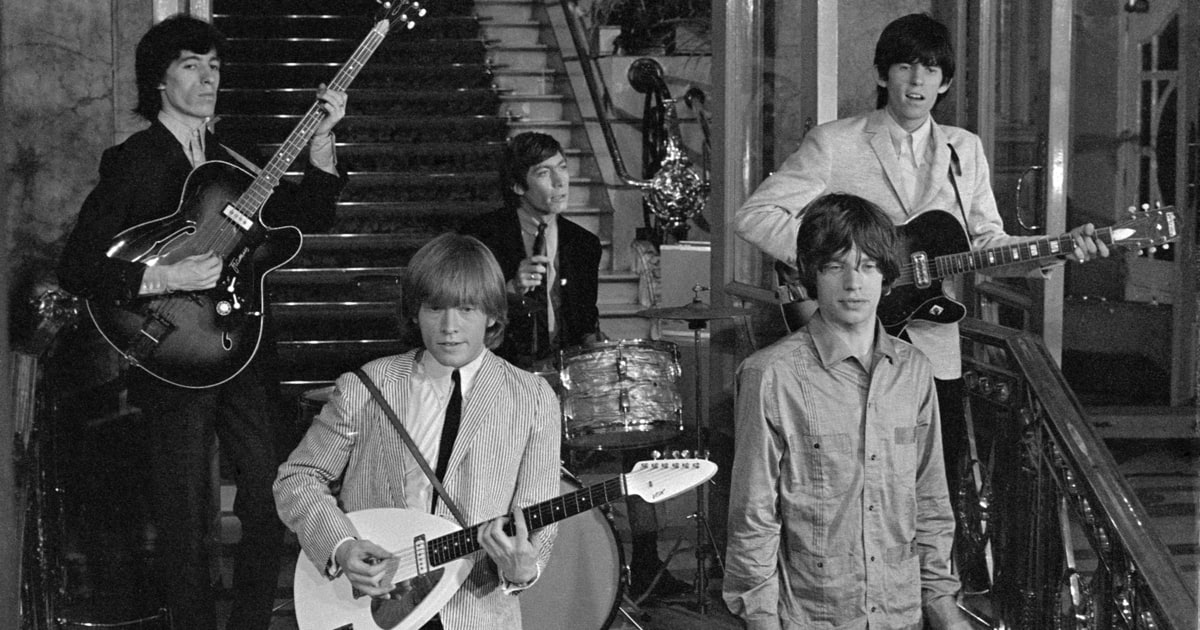 'In Action' (1966) | 5 Essential Rolling Stones Bootlegs ...