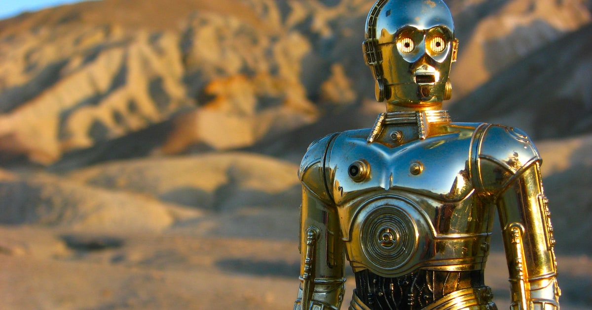 Readers' Poll: The 10 Best Robots In