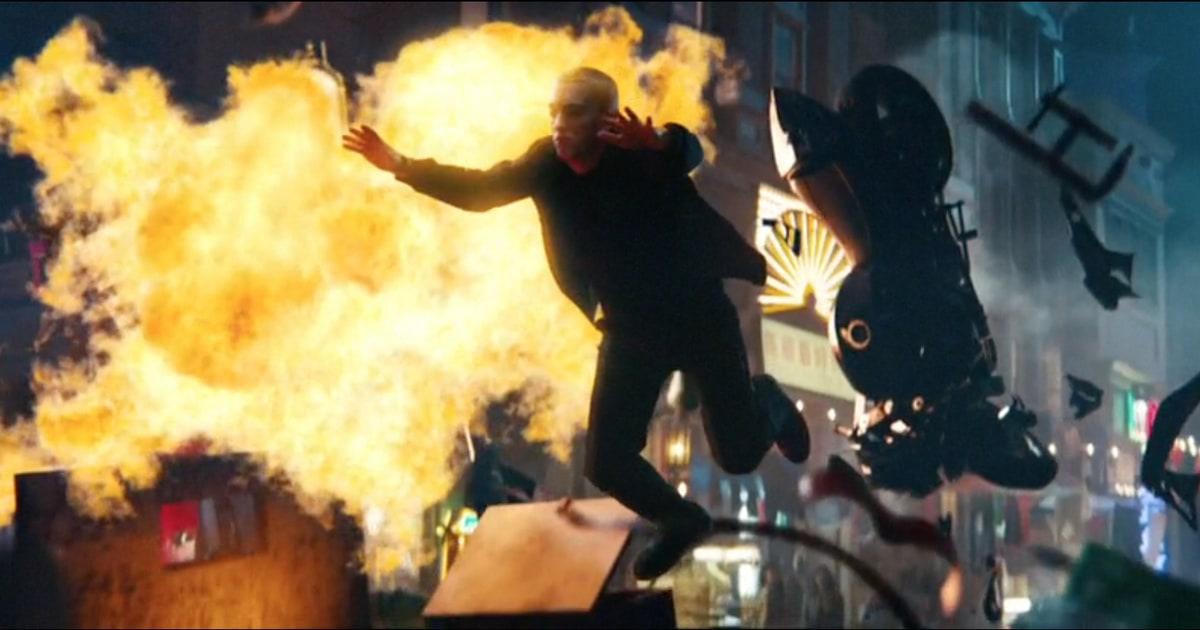 Eminem Drops Adrenaline-Pumping 'Phenomenal' Video