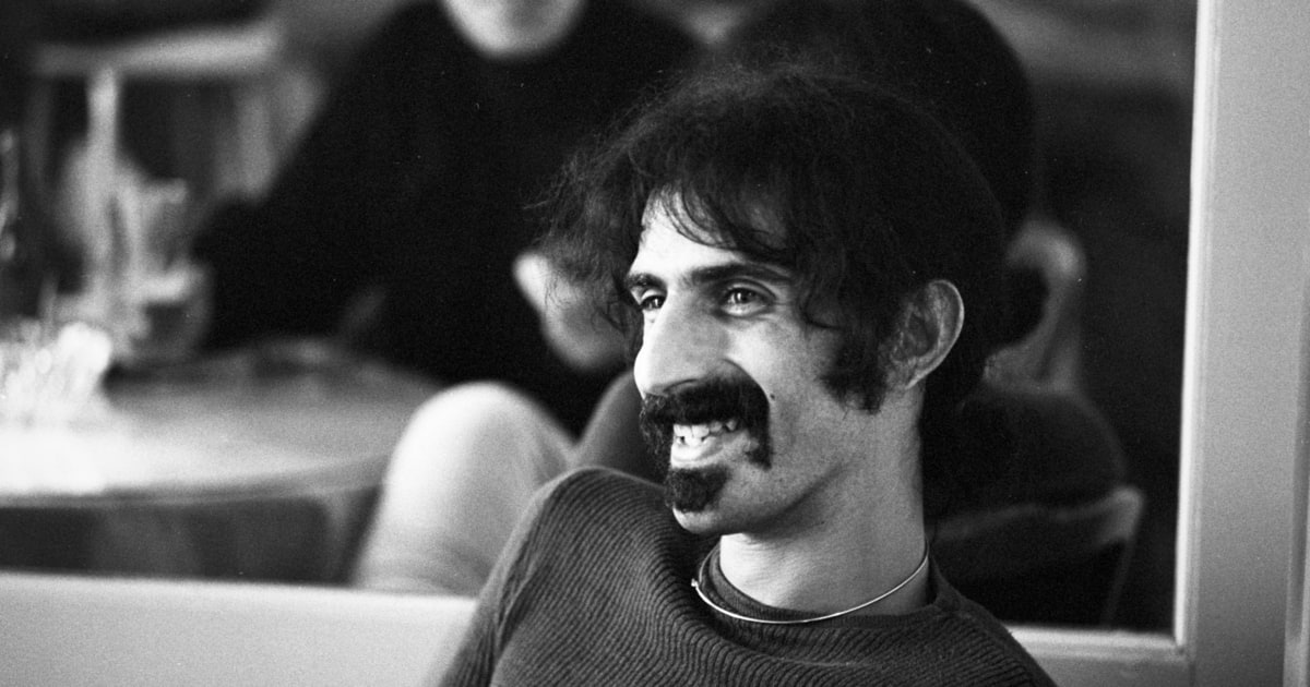 Frank Zappa S Family Plans Massive New Release Schedule