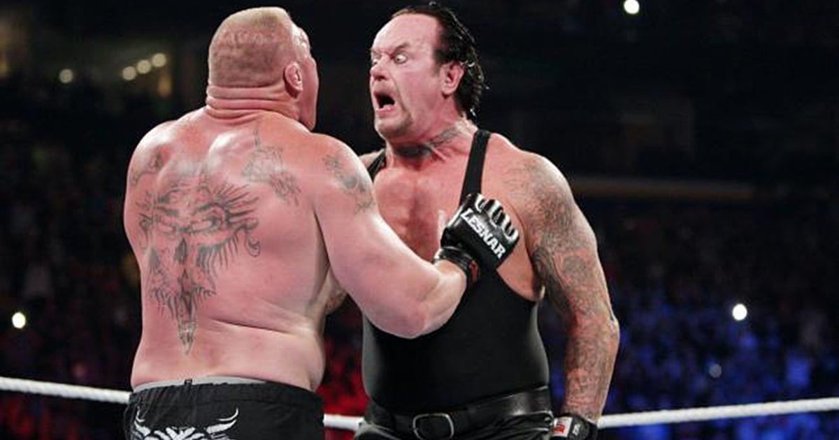 WWE 'Battleground': Dead Man Walking, Kevin Owens Tapping ...