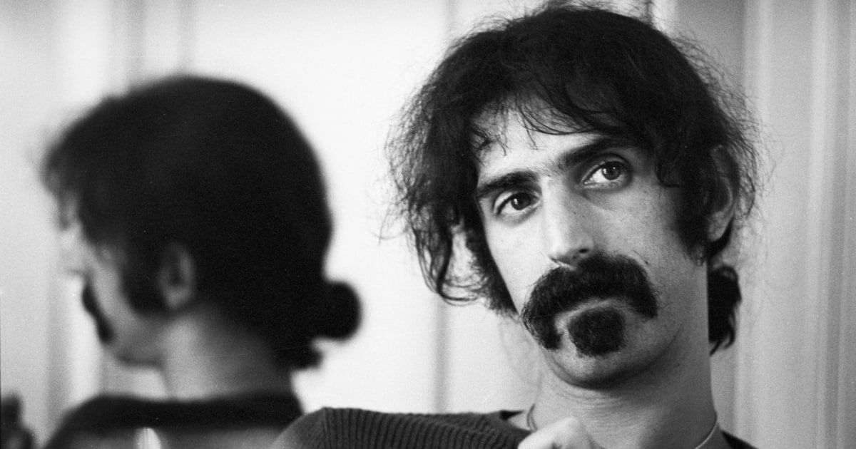 frank zappa documentary by alex winter starts production rolling stone. Black Bedroom Furniture Sets. Home Design Ideas